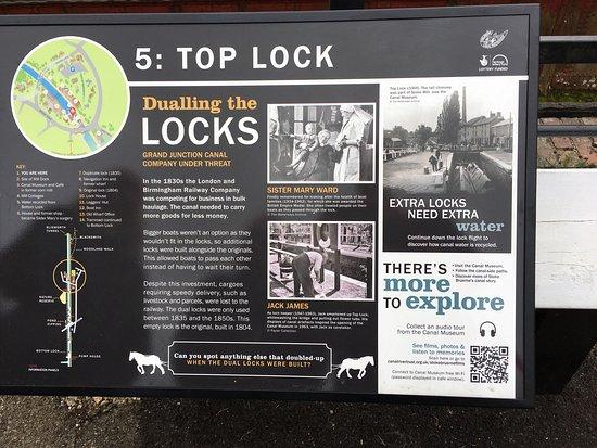 Stoke Bruerne, UK: photo2.jpg