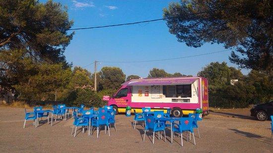 Le Cannet-des-Maures, فرنسا: La Chtite Frite