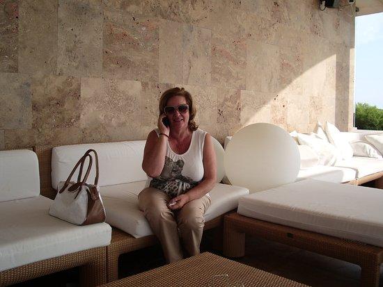 El Saler, España: Al chill-out
