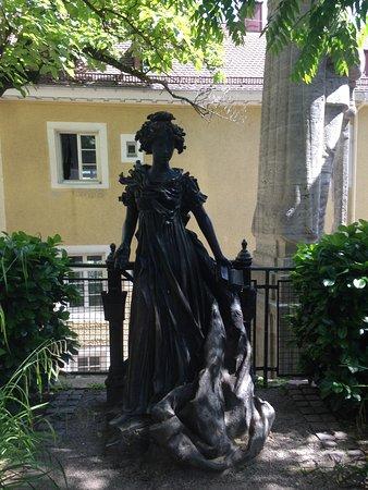 Hotel Am Friedrichsbad mit Prager Stuben: Во время экскурсии по Баден-Бадене
