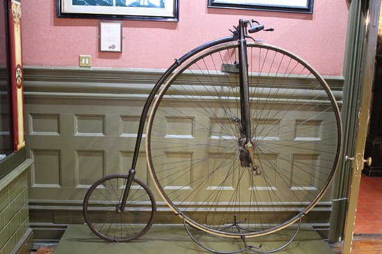 Guildhall Museum: Bicycle