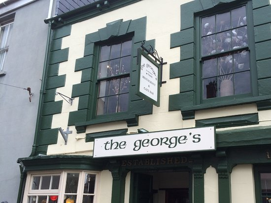 The Georges Restaurant & Cafe Bar: The Georges