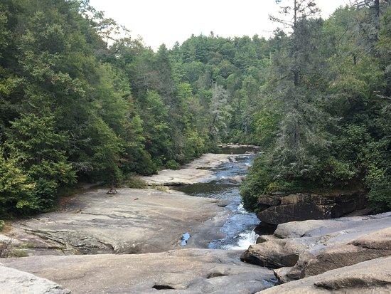 Cedar Mountain, Kuzey Carolina: The Little River
