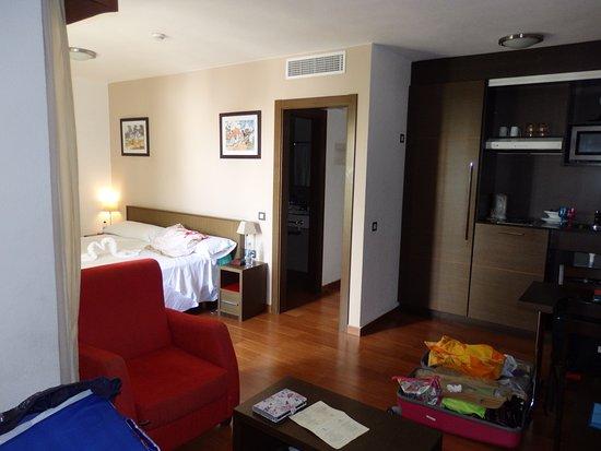 hotel the corralejo beach 1 kamer appartement