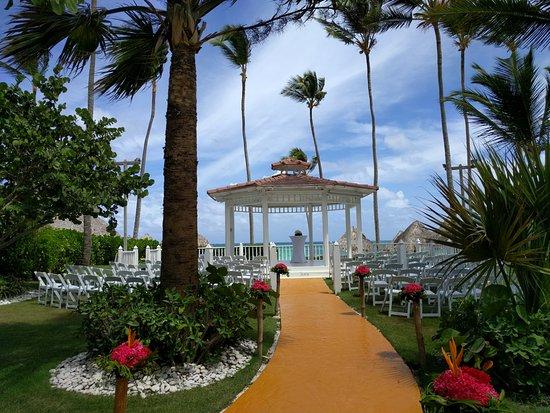 The Level At Melia Caribe Tropical Gabi Beach Area Outdoor Weddings