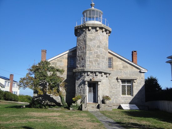 The Stonington Lighthouse Museum