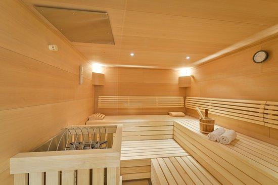 Zurs, Austria: Sauna