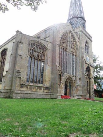 St Nicholas' Chapel: Exterior of the chapel