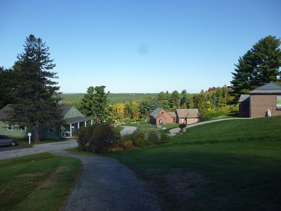 Harvard, MA: Overview of Site