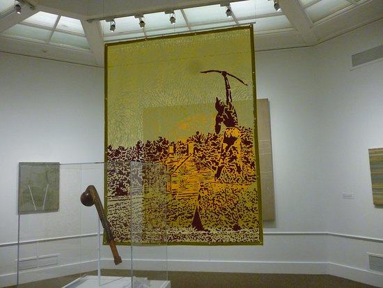 Harvard, MA: Hangings at Native American Museum