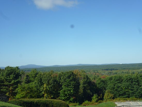 Harvard, MA: View from Site, Mount Monadnock in Background