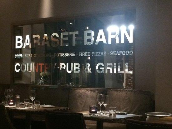 Alveston, UK: Restaurant