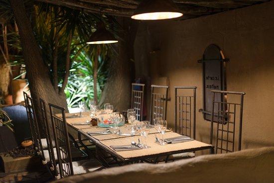 Le Pradet, Frankrijk: terrasse