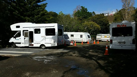 Remuera Motor Lodge & Inner City Camping Ground: 20161008_093152_resized_large.jpg