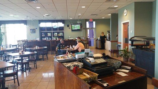 Bartow, Flórida: Not airport food.