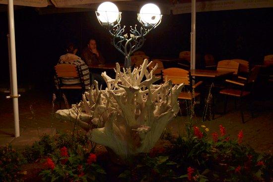 Zhytomyr, Ucrania: Чудо-фонарь!