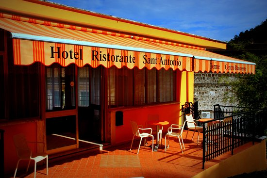 Sant'Antonio Terme, Ristorante & Hotel