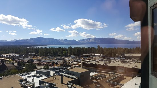 Harrah's Lake Tahoe: View