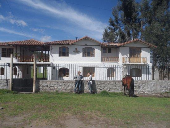 Centro de Turismo Comunitario Paquiestancia