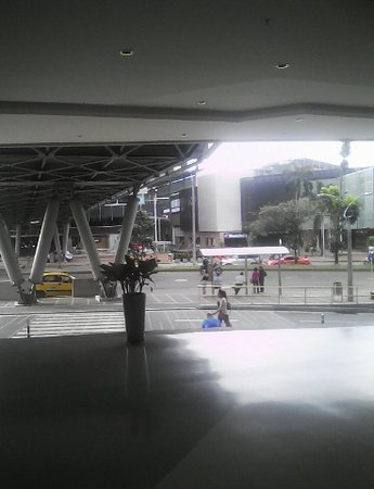 Mayorca Mega Plaza: Exterior av las vegas