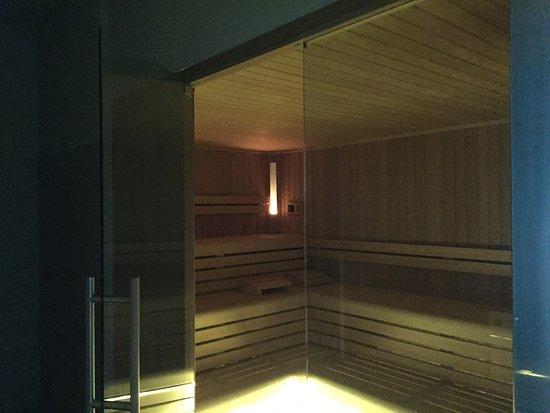 Hotel Terme Neroniane Sauna finlandese, grotta di bagno turco,interno  salone hotel