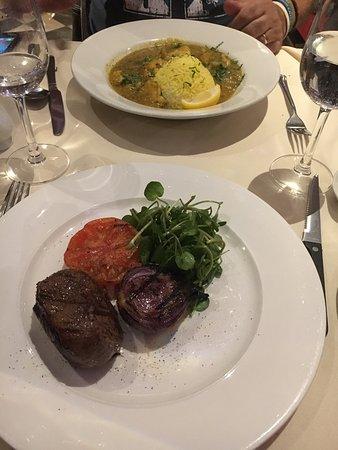 Visit for dinner - marvellous