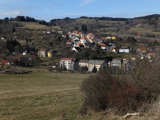 Horice na Sumave, Tsjekkia: Hořice na Šumavě