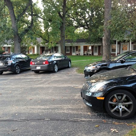Green Lake, WI: More Parking and rooms