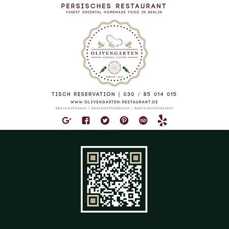 persisches restaurant olivengarten olivengarten wegbeschreibung karte qr code