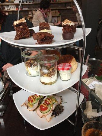 Milk and Cookies: High Tea voor 2