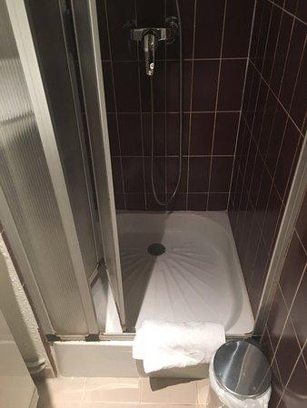 Hotel Aston Paris : Horrible