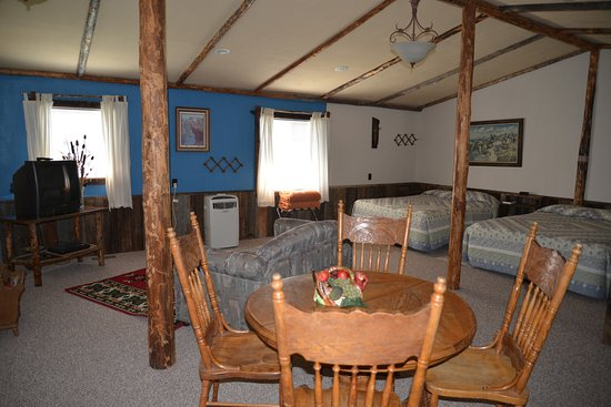 Sumpter Stockade Motel, Event and Conference Center: Spacious rooms for our guests