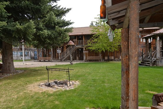 Sumpter, OR: Fire pit - great for s'mores
