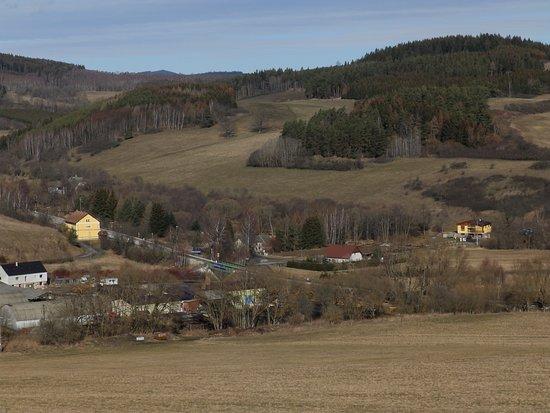 Horice na Sumave, Tsjekkia: Hořice na Šumavě-Nádraží ČD