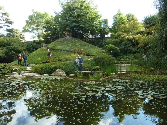 Albert kahn musee et jardins boulogne billancourt france for Albert kahn jardin