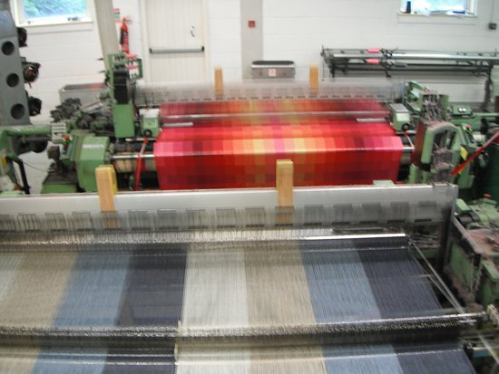 Avoca, Ireland: Loom
