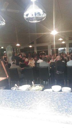 Waihi Beach, Nueva Zelanda: Sparkling Waters Restaurant