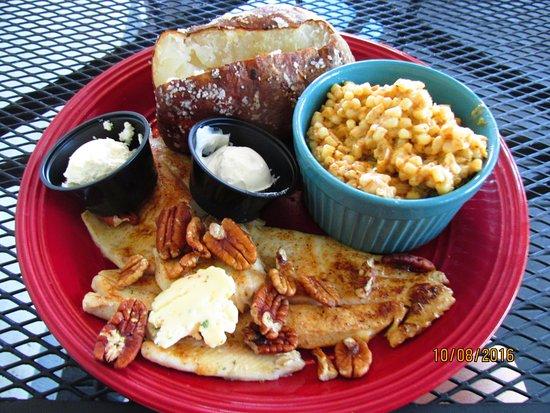 Powell, Tennessee: Dinner