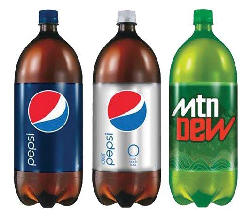 Cottage Inn Pizza Grand Blanc - Pepsi, Diet Pepsi, Mountain Dew
