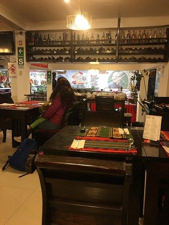 Hatuchay Inn Restaurante & Hotel