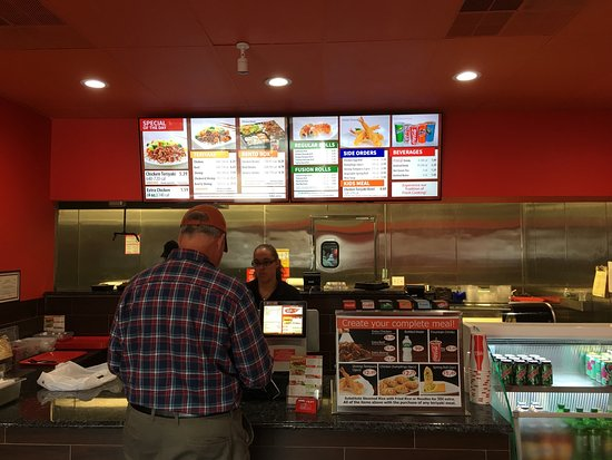 Vineland, Нью-Джерси: Teppanyaki- Teryaki and  Sushi Express
