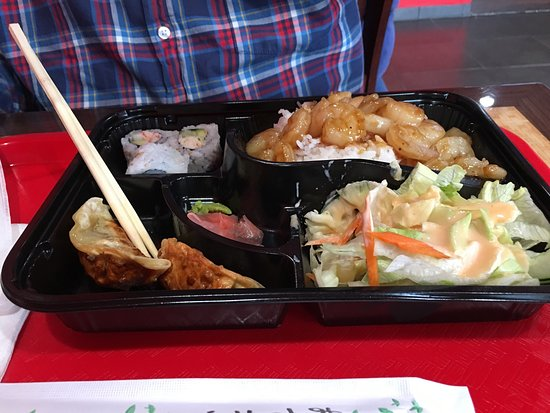 Vineland, Νιού Τζέρσεϊ: Teppanyaki- Teryaki and  Sushi Express
