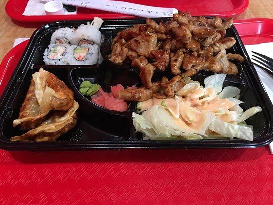 Vineland, NJ: Teppanyaki- Teryaki and  Sushi Express