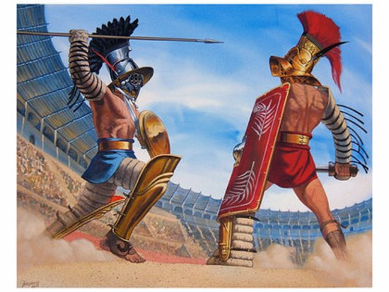 Jupiter, FL: Gladiator Getaway