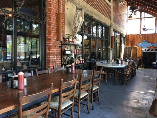 Picture of fish market restaurant birmingham for Fish market restaurant