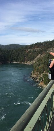 Oak Harbor, Etat de Washington : Deception Pass State Park