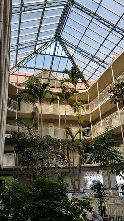 Le Beach Hôtel: lobby