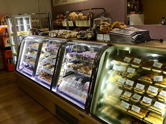 Donnybrook, ออสเตรเลีย: Do yourself a favour have rest at a traditional Australian old world Bakery