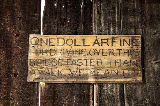 Shelburne, Βερμόντ: fines!