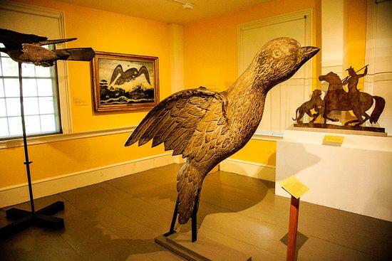 Shelburne, Βερμόντ: Fold Art
